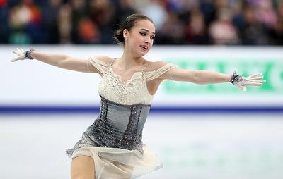 Эксперт: Загитова заслужила первое место после короткой программы на ЧЕ