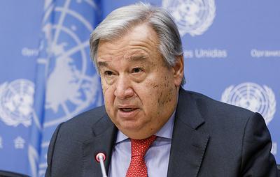 Генсек ООН призвал к диалогу в Венесуэле