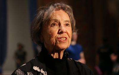 Народная артистка СССР Марина Кондратьева отмечает 85-летний юбилей photo
