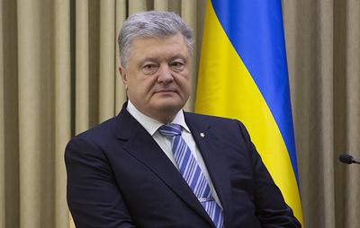 Порошенко в последний день регистрации кандидатов представил в ЦИК Украины свои документы