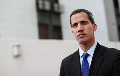 Лидер венесуэльской оппозиции нанял лоббистов в Вашингтоне