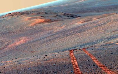 Прогулка по Красной планете. Лучшие фотографии, снятые Opportunity за 15 лет миссии