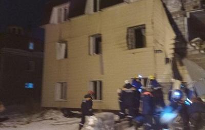 В жилом доме в Красноярске произошел взрыв бытового газа