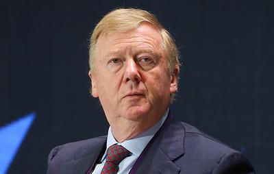 Чубайс надеется, что высокую деловую репутацию Калви учтут при расследовании его дела