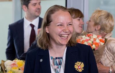 Россиянка Гунина выиграла шахматный турнир в Сент-Луисе