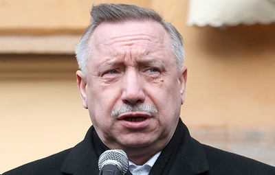 Врио губернатора выехал к месту обрушения корпуса университета в Петербурге
