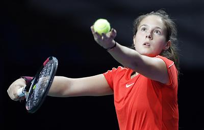 Касаткина одержала первую победу в сезоне на турнирах WTA