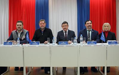 Ректор УрГПУ открыла совместное заседание Свердловского и Омского отделений РГО