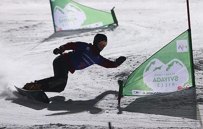 Стал известен окончательный состав сборной России по сноуборду на Универсиаду