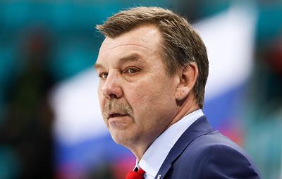 Знарок планирует присутствовать на Универсиаде в Красноярске со сборной России по хоккею