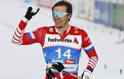Лыжник Ретивых завоевал бронзу в спринте на чемпионате мира в Австрии