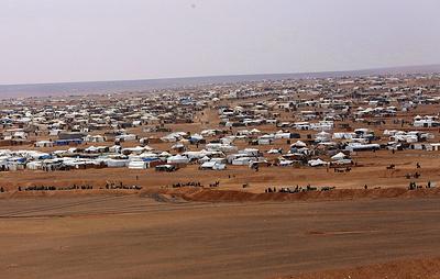"""Минобороны обнаружило новые захоронения в лагере беженцев """"Эр-Рукбан"""""""