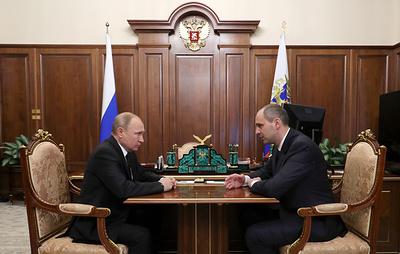 Путин принял отставку Берга. Врио главы Оренбургской области назначен Денис Паслер