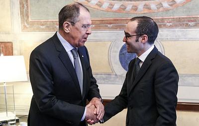 Лавров пригласил коллегу из Сан-Марино посетить Россию