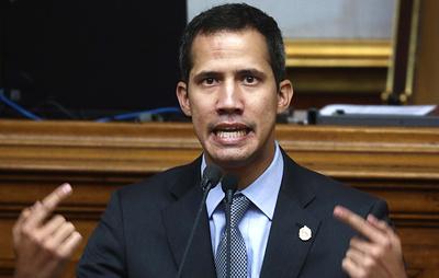 Гуайдо заявил, что готовится операция по окончательному захвату власти в Венесуэле