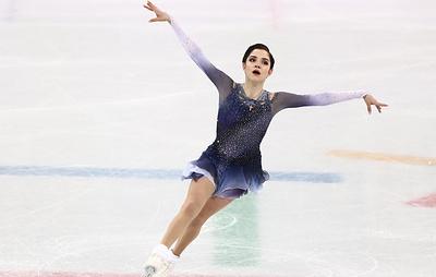 Медведева через боль исполняла произвольную программу на чемпионате мира