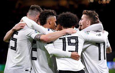 Сборная Германии обыграла команду Нидерландов в матче отбора ЧЕ-2020