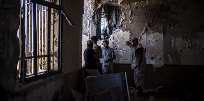 Битва за Триполи. Что нужно знать о происходящем в Ливии?