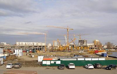 Пожар на площадке конгресс-центра в Челябинске не повлияет на сроки строительства