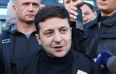 Зеленский обещает отменить неприкосновенность президента, депутатов и судей