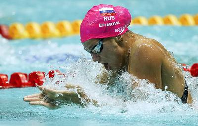 Сальников считает логичным решение позволить Ефимовой выступить на дистанции 200 м на ЧМ