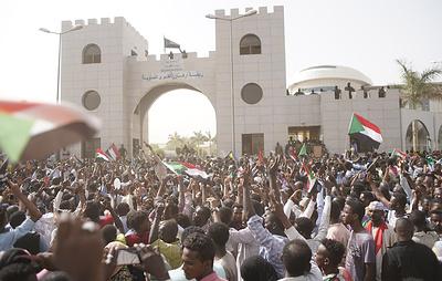 Суданский спецназ выдвинул свою программу политических реформ в стране