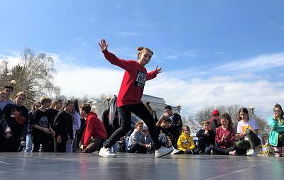 Представители регионов РФ соревнуются по четырем направлениям уличного спорта в Ставрополе