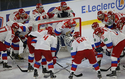 Четыре из четырех. Хоккеисты олимпийской сборной России пытаются попасть на чемпионат мира