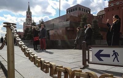 Посетители вновь смогут посетить Мавзолей Ленина
