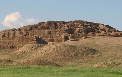 Российские ученые предупредили о возможной гибели памятника археологии Телль Хазна в Сирии