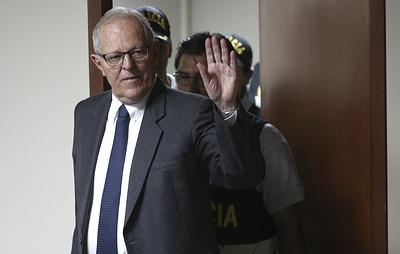 Суд Перу принял решение о предварительном заключении экс-президента на 36 месяцев