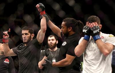 UFC Russia ставит цель увеличить количество российских бойцов в организации