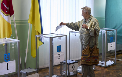 Второй тур выборов президента Украины. Онлайн
