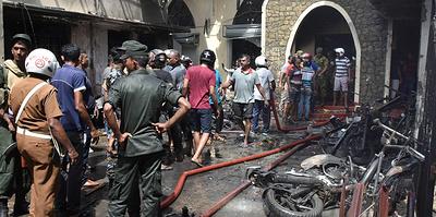 Взрывы на Шри-Ланке во время празднования Пасхи. Факты