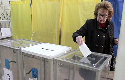Начало второго тура выборов президента Украины не обошлось без нарушений