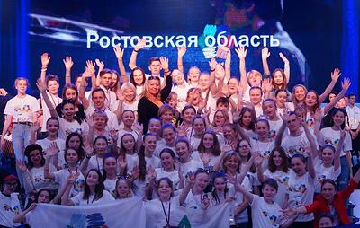 Состоялась церемония закрытия XVIII молодежных Дельфийских игр России