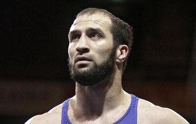 Борец Альбиев планирует провести первый старт после травмы через два месяца