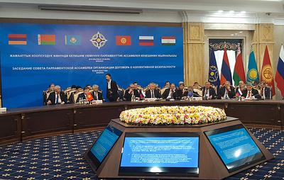 Володин: парламентарии ОДКБ обсудят осенью борьбу с наркотрафиком из Афганистана
