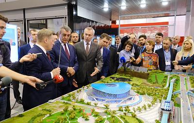 Губернатор Новосибирской области открыл международный сибирский транспортный форум