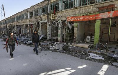 Войска Сирии отразили в районе Идлиба три массированные атаки террористов
