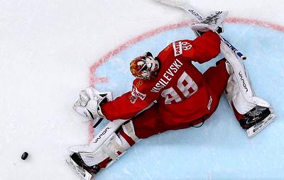 Василевский будет защищать ворота сборной России по хоккею в матче ЧМ с командой США