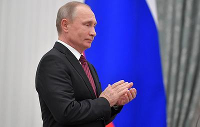 Путин: Матвиенко на посту спикера СФ многое делает для парламентаризма и федерализма