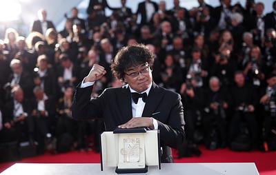 Во Франции подвели итоги 72-го Каннского кинофестиваля
