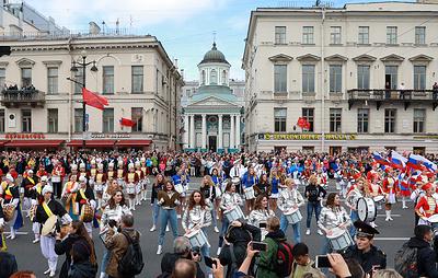 Барабанщики в Санкт-Петербурге установили мировой рекорд массового исполнения крещендо