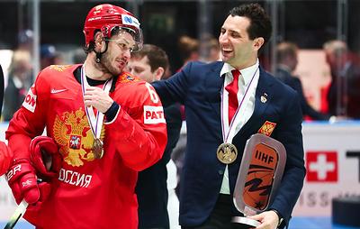 Роман Ротенберг: российские хоккеисты полностью отдали себя на ЧМ, став единым целым