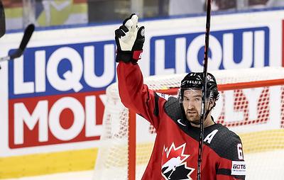 Канадец Стоун стал самым ценным игроком чемпионата мира по хоккею