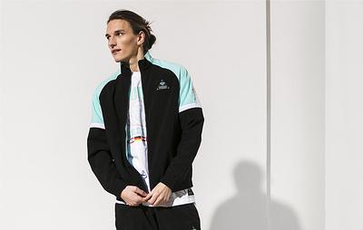 Олимпийка вновь стала неотъемлемой составляющей мужского гардероба