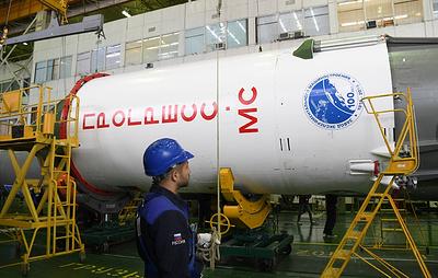 """""""Прогресс МС-10"""" затоплен в Тихом океане"""