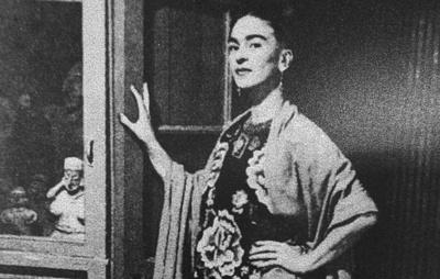В Мексике обнаружили запись голоса Фриды Кало