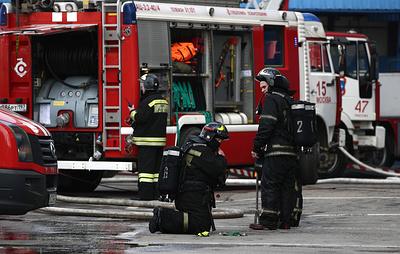 Источник: на кровле здания ЦНИИ Роскосмоса в Королеве произошел пожар